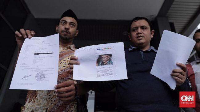 Amien Rais Resmi Dilaporkan soal Pernyataan Partai Setan