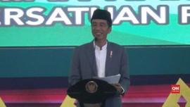 VIDEO: Jokowi Terus Komunikasi dengan PPP Soal Cawapres