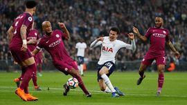 Man City Punya Rapor Kemenangan Beruntun Lawan Tottenham