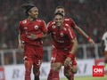 FOTO: Persija Bungkam Borneo FC di SUGBK