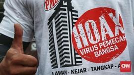 Polisi Siap Tindak Penyebar Hoaks dengan UU Terorisme