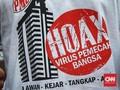 Pangsa Pasar Hoaks Capai 119 Juta di Indonesia