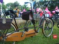VIDEO: Parade Sepeda Tua Meriahkan Sanur