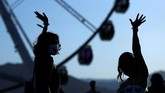 Festival musik terbesar di dunia, Coachella kembali digelar pada 13-15 April di Indio, California. (REUTERS/Mario Anzuoni)