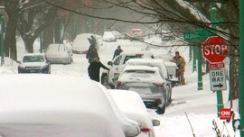 VIDEO: Badai Musim Semi Menghantam Amerika Serikat