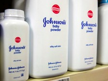 Kandung Asbes, Toko Ritel AS Tarik Bedak Johnson&Johnson