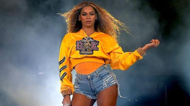 Lagu-Lagu Beyonce Memakai Nama Baru Bocor di Internet