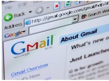 Wow, Tak Terasa Gmail Berusia 15 Tahun, Ini Transformasinya