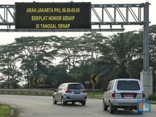 Pak Anies! Menhub Minta Ganjil-Genap Adil Buat Taksi Online