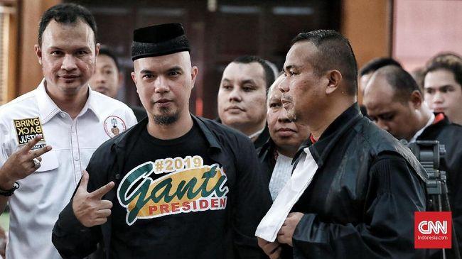 Dicegah ke Luar Negeri, Dhani Makin Yakin Polisi Anti Oposisi
