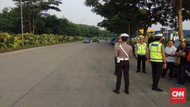 30 Ribu Polisi Bakal Diterjunkan di Hari 'Penentuan' 22 Mei