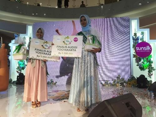 Ini 2 Hijabers Yogyakarta yang Lolos ke Final Sunsilk Hijab Hunt 2018