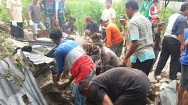 Korban Sarang Walet Ambruk di Cirebon Sedang Latihan Gamelan