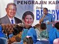 Kicauan SBY Balas Kritik Jokowi soal Subsidi BBM