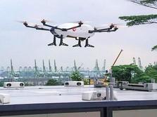 Di Masa Depan, Drone Akan Jadi Alat Transportasi Barang