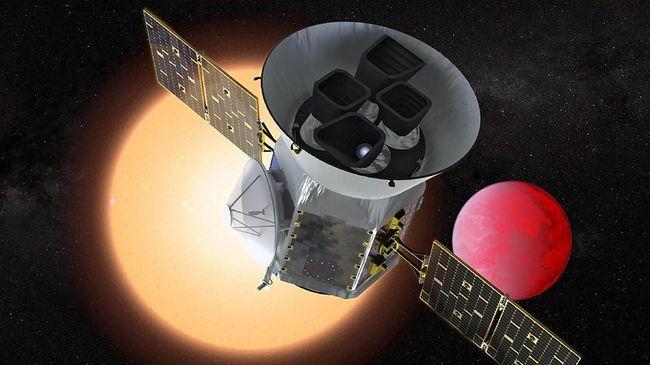 Teleskop NASA Temukan Dua Planet Baru di Luar Angkasa