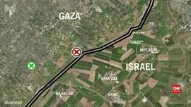 VIDEO: Israel Hancurkan Terowongan Gaza
