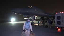 VIDEO: Mengintip Persiapan Jet AS Serang Suriah