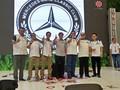 Dubes Arab Saudi Buka Pameran Mobil Klasik di Jakarta