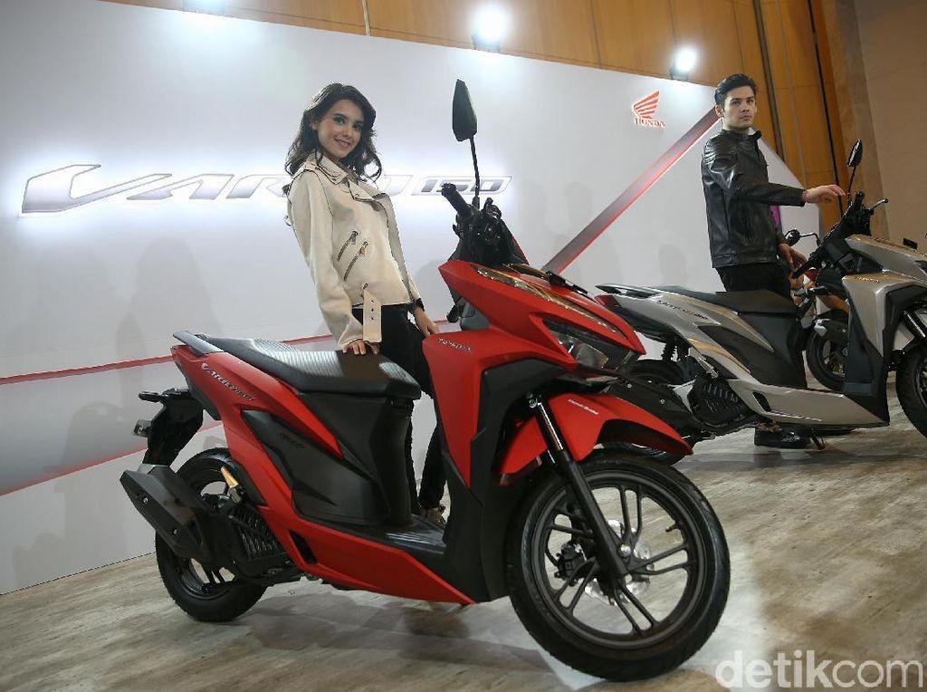All New Honda Vario kini dibanderol mulai Rp 19 jutaan.
