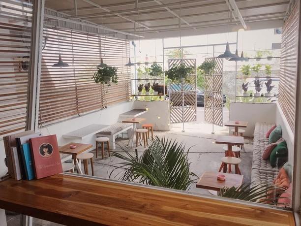 Mengintip Makanan dan Minuman Enak di Kafe Kekinian, Yogyakarta