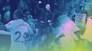 Manchester City Juara Liga Inggris