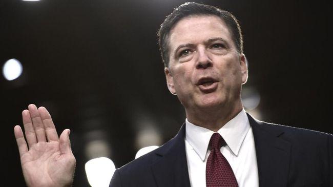 Mantan Bos FBI Sebut Trump Tak Patut secara Moral