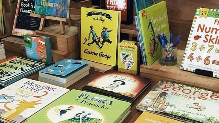 Aksara Tutup Gerai di Mal, Hadapi Lesunya Bisnis Toko Buku