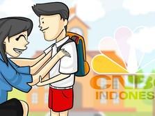 Sekolah Internasional Menjamur, Biaya Hingga Rp 600 Juta