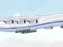 Ini Dia Pesawat Terbesar di Dunia, Antonov AN-225