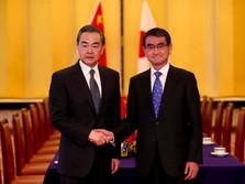 Jepang-China Eratkan Hubungan Ekonomi di Tengah Perang Dagang