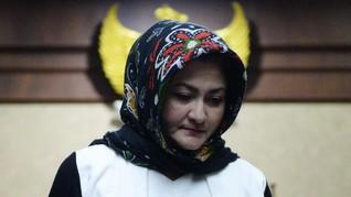 Istri Dampingi Setnov di Sidang Vonis Korupsi e-KTP