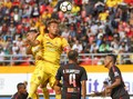 Sriwijaya FC Hentikan Tren Cetak Gol PSM Makassar