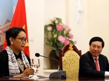 Indonesia Salurkan Bantuan Dana Rp 28,4 Miliar ke Palestina