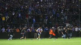 Persib vs Arema Tak Dapat Izin di Bandung