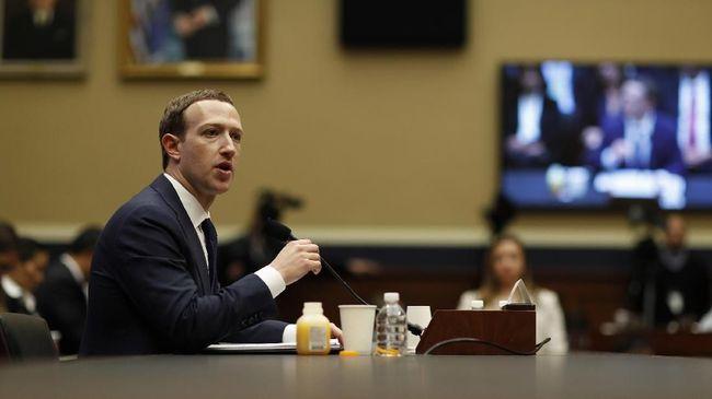Data Facebook Bocor, Kekayaan Zuckerberg Kini 'Hanya' Rp878 T