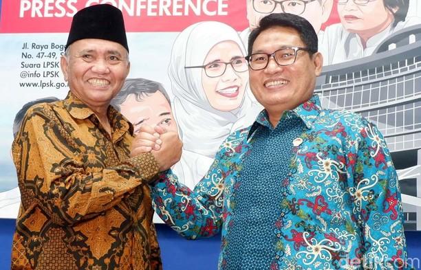 KPK dan LPSK Perbarui Kesepakatan Perlindungan Saksi