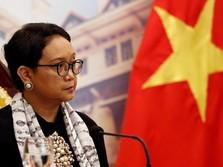 Menlu Retno: RI Pahami Keputusan Arab Larang Sementara Umroh