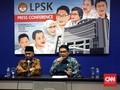 KPK dan LPSK Janji Bantu Dosen IPB yang Digugat Nur Alam