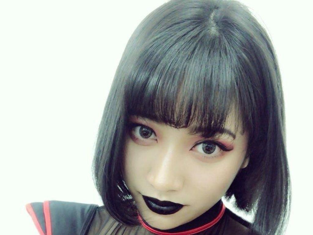 Cantik-cantik Gahar! Potret Hana Si Pegulat Jepang Keturunan Indonesia