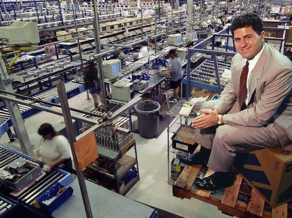 Pada tahun 1988, PCS Limited berubah namanya menjadi Dell Computer Corporation dan mulai berekspansi secara global. Michael pun menapak pada masa kejayaannya sebagai pebisnis komputer ulung. Foto: istimewa