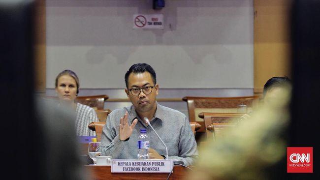 Data Bocor Pengguna Facebook di Indonesia Bertambah