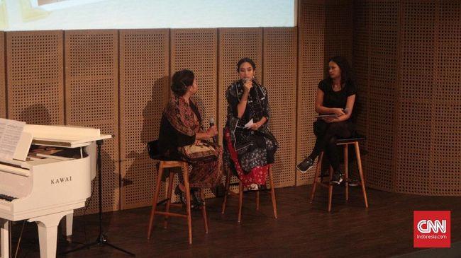 Pameran 'Namaku Pram' Berangkat dari Nazar Happy Salma
