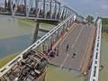 Jembatan Lamongan-Tuban Ambruk, Dua Orang Tewas