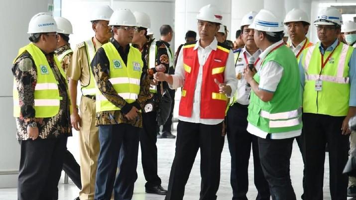 Matahari Kembar yang Bikin Jokowi Gemas Bubarkan BP Batam