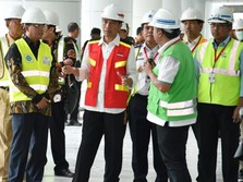 Mengintip Proyek Jokowi yang Rampung di Akhir 2019