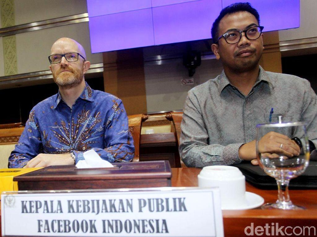 Usai data itu terbongkar, perwakilan Facebook Indonesia melakukan pertemuan dengan Menkominfo yang berlangsung pada Kamis (5/4/2018) lalu di Gedung Kementerian Kominfo, Jakarta.