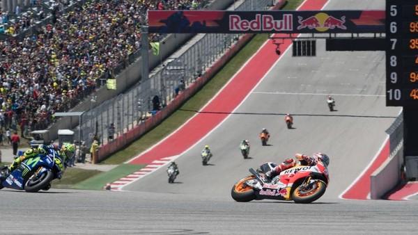 Marquez Juara MotoGP Austin