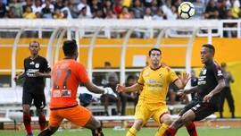 Klasemen Liga 1 2018 Usai Sriwijaya vs Persebaya Imbang