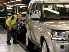 Penjualan Merosot, Jaguar Land Rover akan PHK Ribuan Karyawan